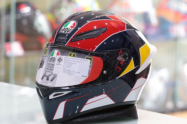 casco moto excelente 1