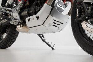 ¿Cómo colocar o poner el protector del motor de la moto? – Topes anticaída