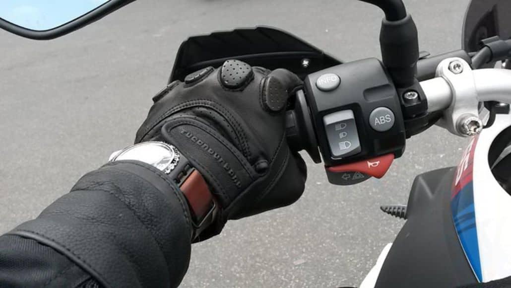talla adecuada guantes