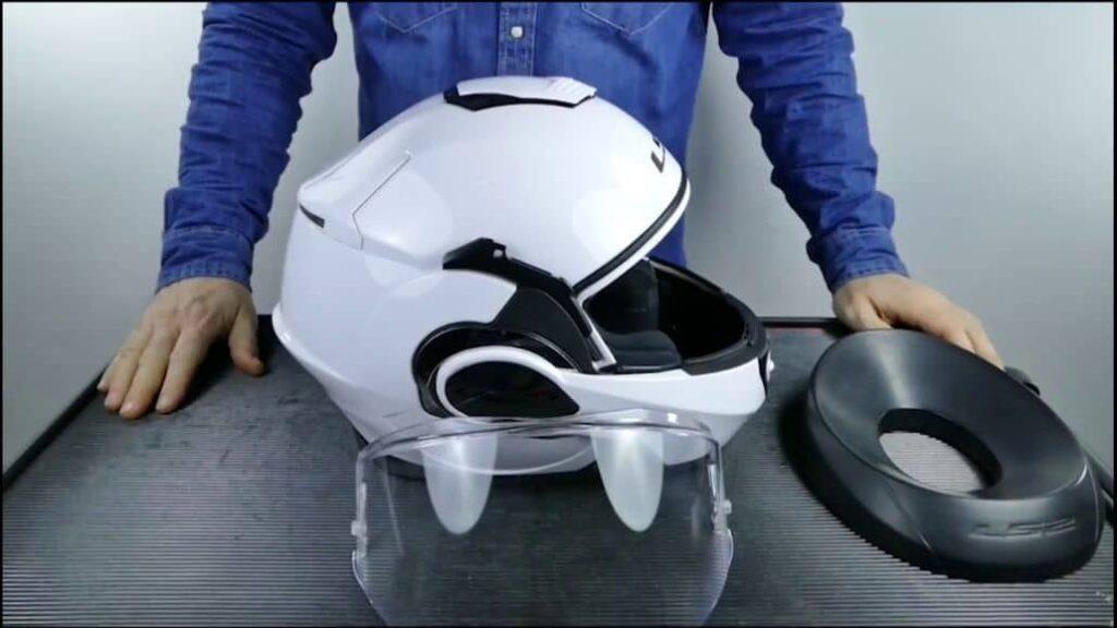 mejorar casco moto