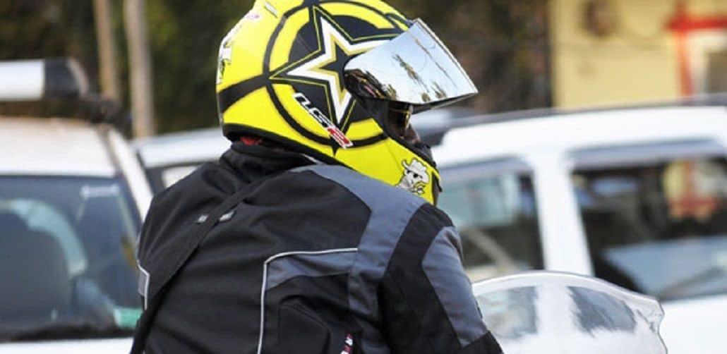 chaqueta especial moto