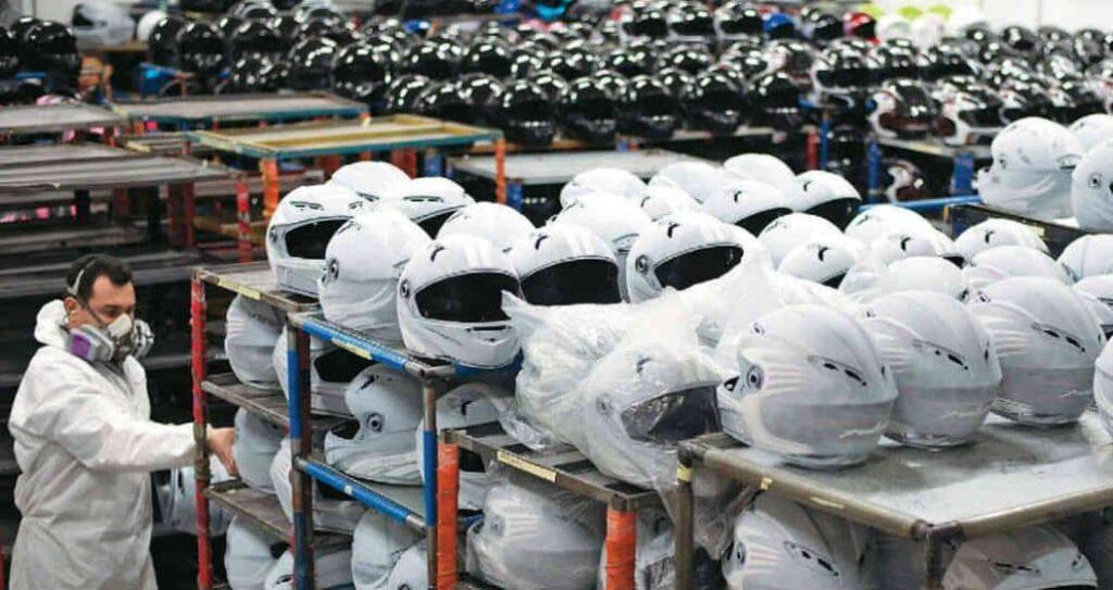 cascos blancos