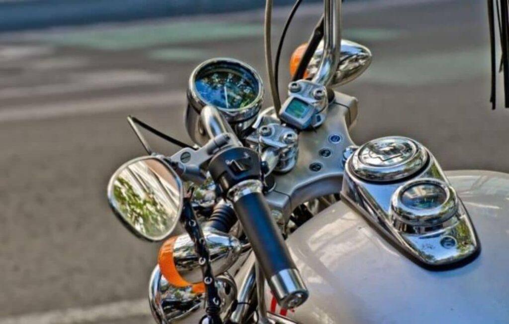 manubrio motocicleta