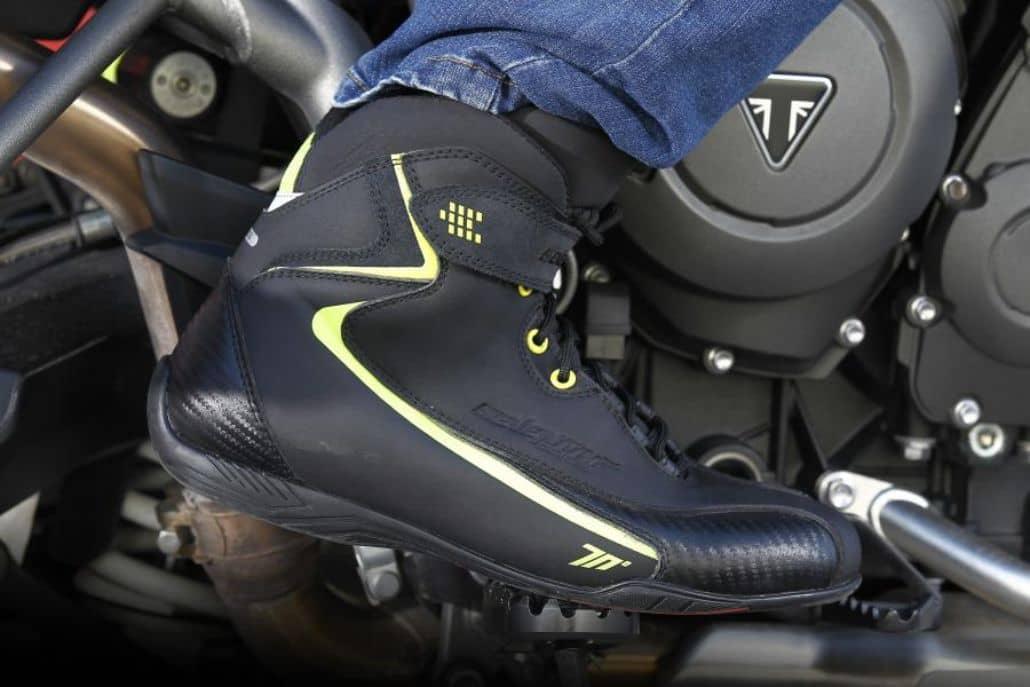 botas especiales moto