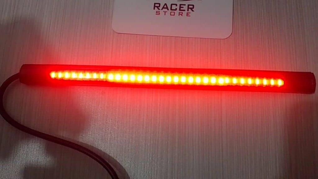 ejemplo luz roja