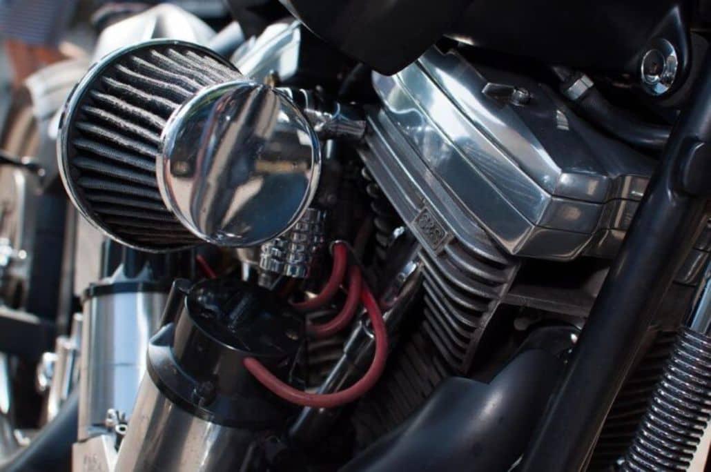 aire motocicleta