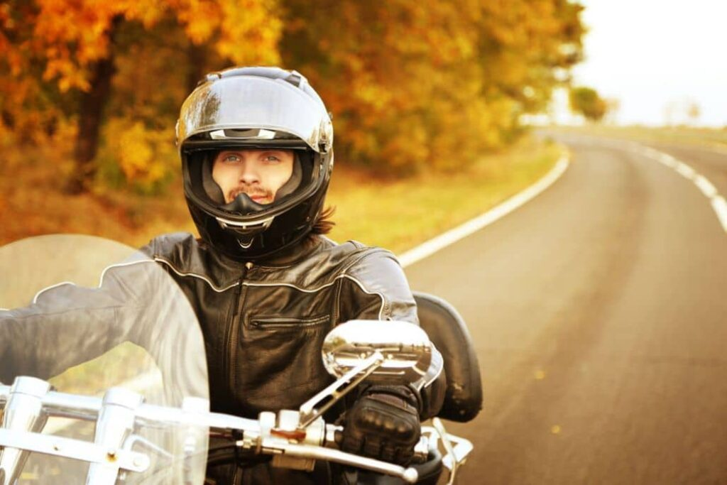 casco motorista seguro