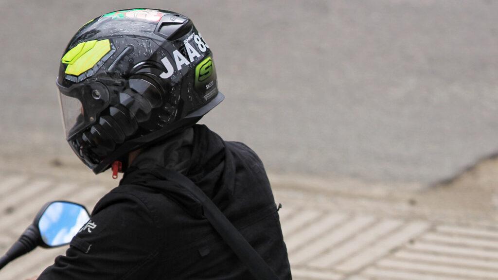 cascos de moto custom 1