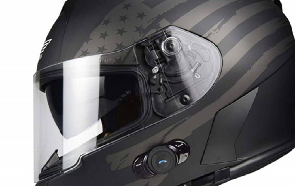 casco negro especial