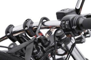Los mejores candados para cascos de moto ¡No te lo volverán a robar!