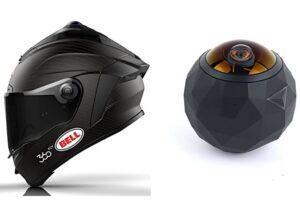5 mejores cámaras para el casco de la moto calidad-precio