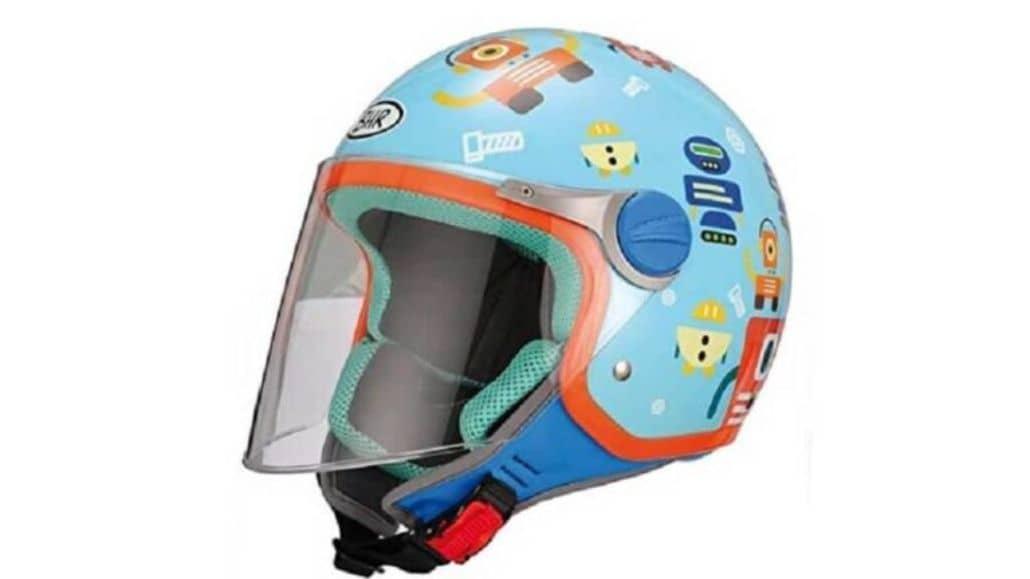 casco especial para jovenes