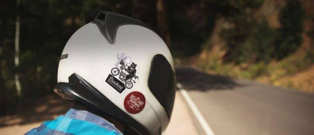 pegatinas cascos moto