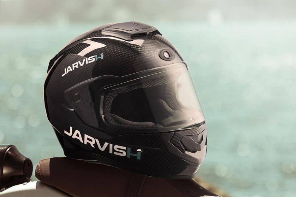 casco especial moto