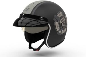 TOP 5 mejores cascos para la moto modelo vintage