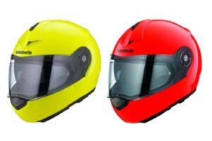 ¿Cómo escoger los mejores cascos de colores para tu moto? – Fluorescente, rojo, verde, azul, amarillo