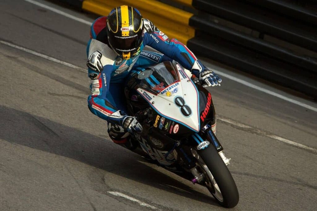 motociclista famoso