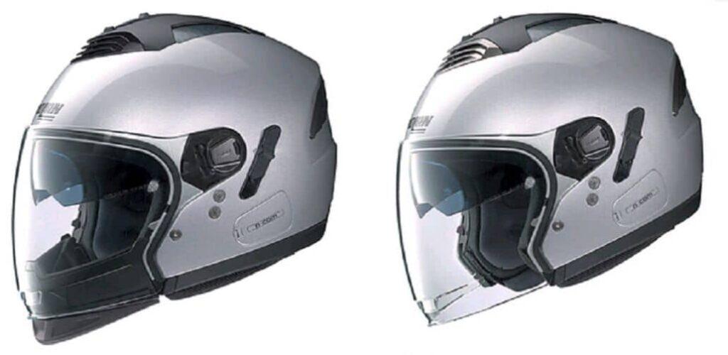 mejorar casco motocicleta