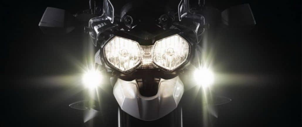luces especiales antiniebla