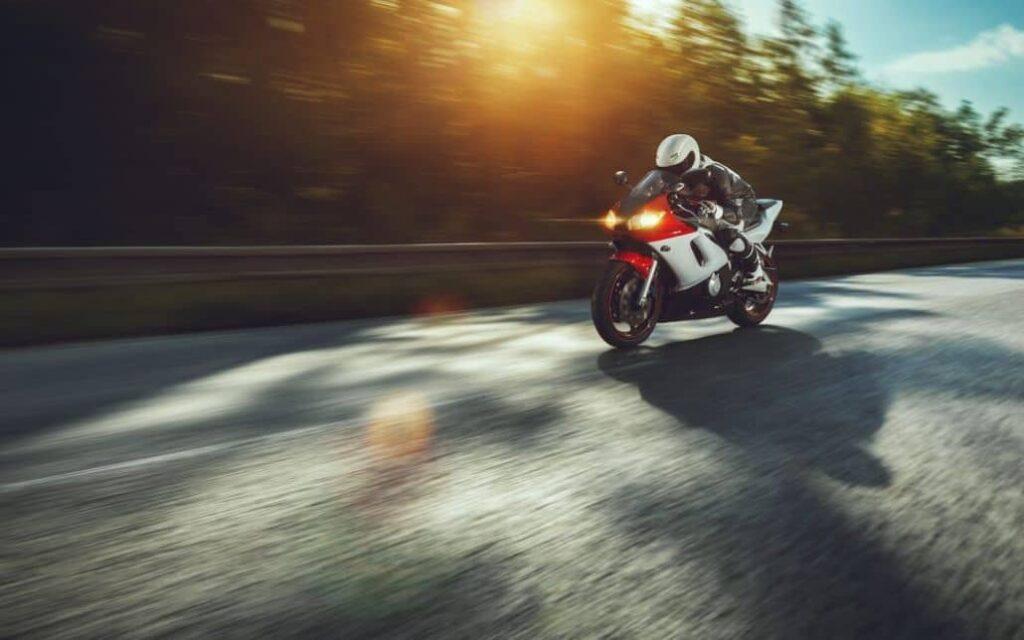 moto gran velocidad