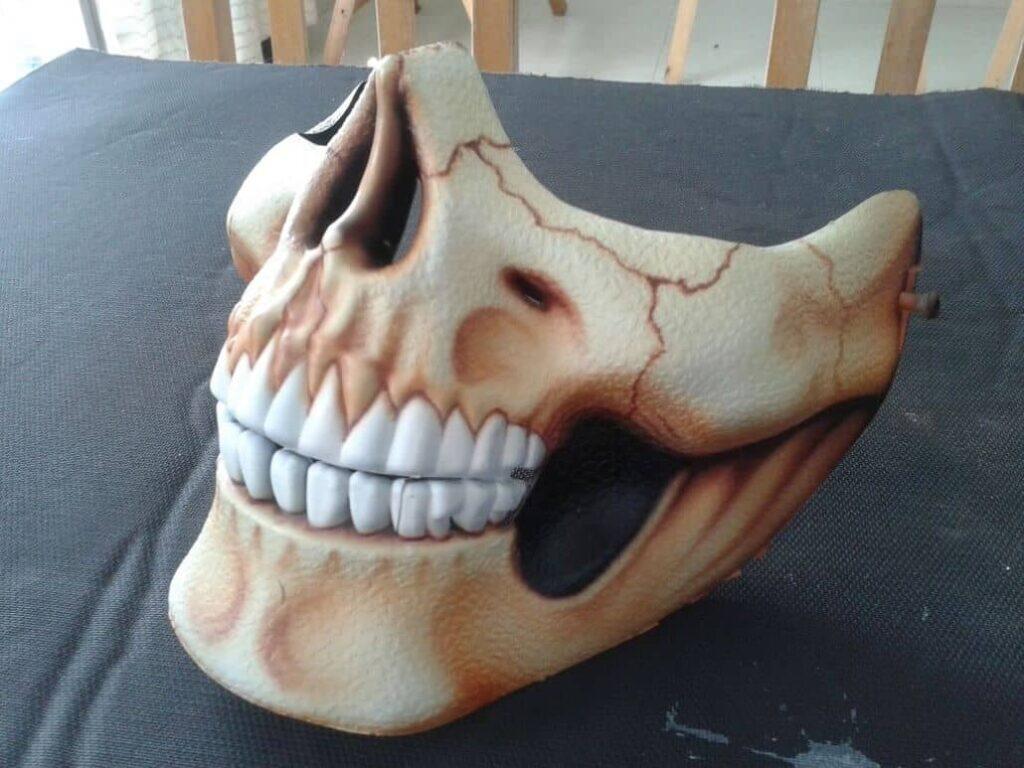 mandiula inferior