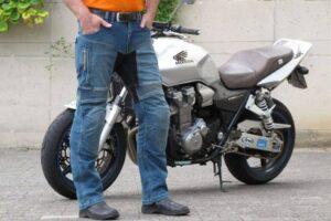 5 mejores pantalones kevlar, jeans o vaqueros de hombre para la moto