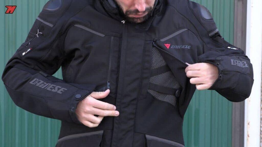 chaqueta clima especial