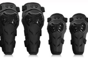 Mejores protecciones para ir en moto –  Coderas, Rodilleras, Espalderas, etc.