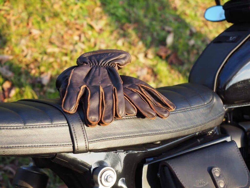 guantes custom vintage