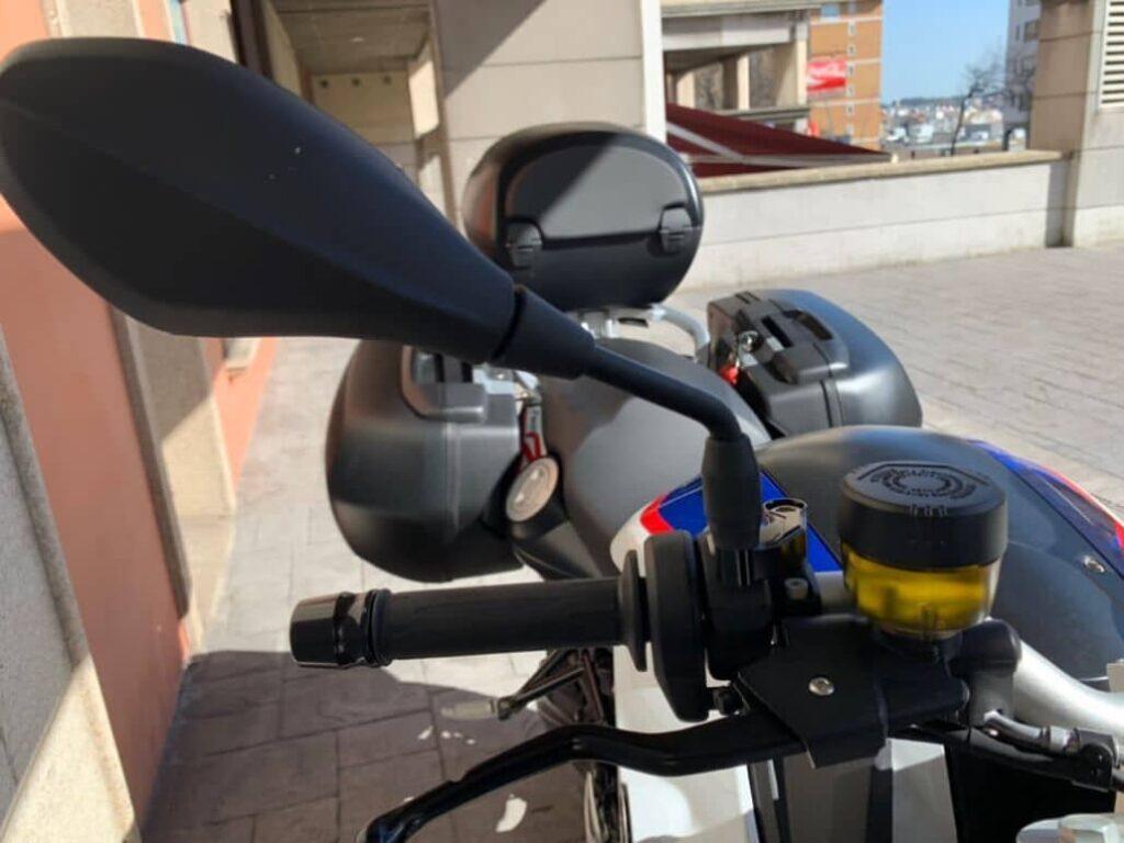 retrovisor derecho moto