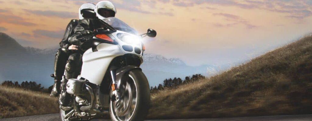 luces especiales moto